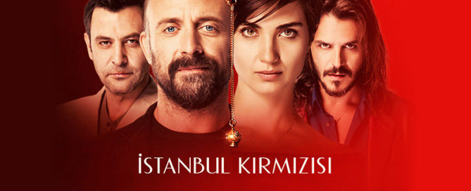Ferhan Özpetek - İstanbul Kırmızısı - Senaryo Doktoru