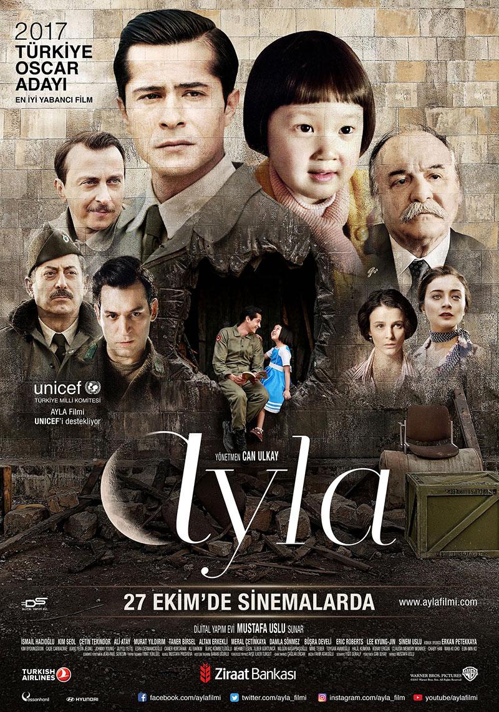 Ayla film afişi